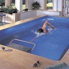 Blue Endless Pools Design Inspirations