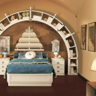 Classic Sea Theme Kids Room Design Ideas