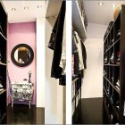 Colorful Closet Swedish House with Scandinavian Touch