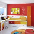 Colorful and Charmin Youth Room Design Ideas
