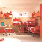 Comfort Bedroom Ideas for Two Children