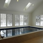 Cool Indoor Pool Winter Season