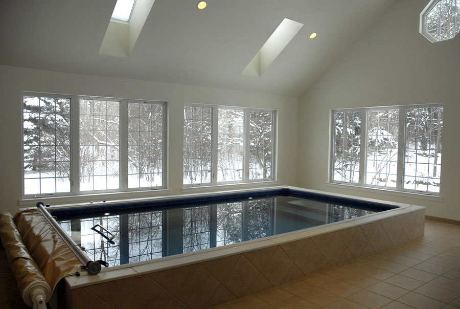 Cool Indoor Pool Winter Season