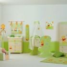 Cool Winnie the Pooh Bedroom Furniture Set