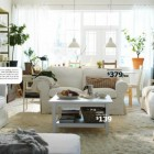Cozines IKEA Living Room Decor 2012