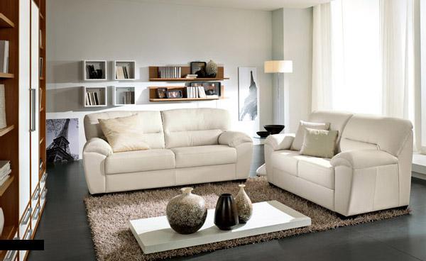 Dark Floors And Neutral Furniture In Living Room Ideas Interior Design Ideas