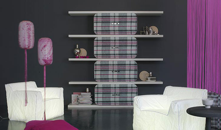 The Modern Cocoon Shelving System To Your Room Furniture