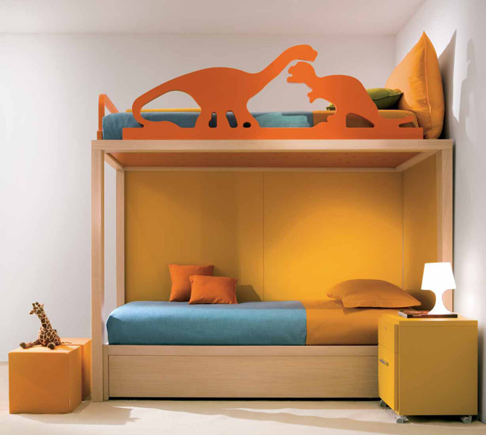 Dinosaurs Decorations For Kids Room Design