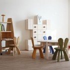 Ecological and Funny Furniture Sets for Kids Bedroom