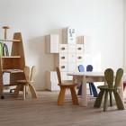 Ecological and Funny Furniture Sets for Kids Bedroom