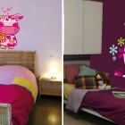 Funny and Coloeful Kids Wall Stickers Inspirations