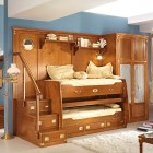 Luxury Bunk Beds for Kids with Sea Themed Ideas