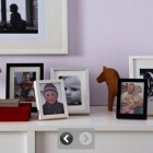 IKEA Classic Framing Photos in Living Room Furniture