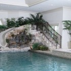 Italian Heritage Creative Indoor Master Pool Closeup