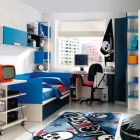 Minimalistic Kids Bedroom Design Ideas