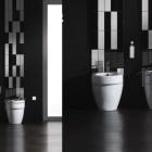 Modern Black American Style Modern Toilets