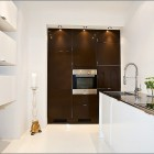 Modern Stark Kitchen Shelving Ideas