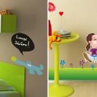 Modern Wall Sticker Cartoon 3D Design By Acte Deco