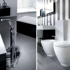 Modern White Sinks Design Ideas