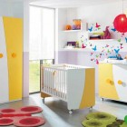 Modern Nursery and Kids Room Furniture Ideas