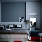 Romantic Dark Bedroom Design by Nguyen