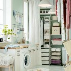 Simple IKEA Organized Laundry Storage 2012