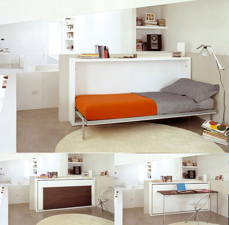Amazing multi purpose furniture for your rooms furniture interior design design ideas - Amazing furniture for small spaces image ...