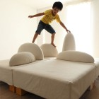 Unique White Sofa Bed for Kids Inspirations