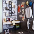 Urban Teen Study Desk Design Inspirations