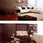 Wall Beds Space Saving Furniture for Bedroom Living Room