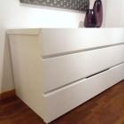 White Bedroom Storage Design Ideas