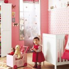 Baby Nursery Pink Room Ideas