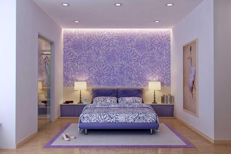 beautiful purple and white bedroom design interior design ideas. Black Bedroom Furniture Sets. Home Design Ideas