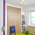 Cheerful Interior Design Apartment