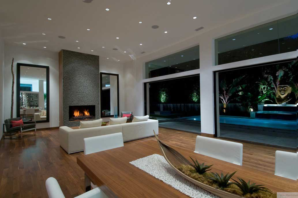 Cool living room pool view interior design ideas - Awesomely cool interior design ideas and inspirations ...