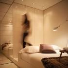Cool Small Space Bedroom Wardrobe Design