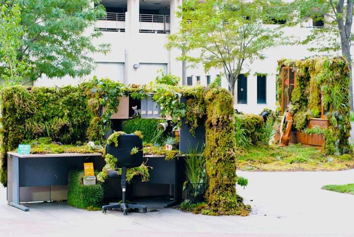 Denver eco office work desk outdoor interior design ideas for Office design denver
