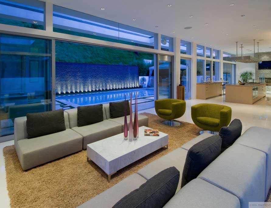 Large space living rooms design living room design ideas for Awesome living rooms