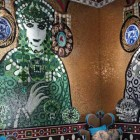 Mosaic Art Wall Decorations Living Room
