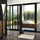 Shower with Garden View