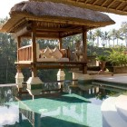 Traditional Patio and Pool Design