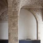 Unique Celing Ronded Design Hall Kitchen