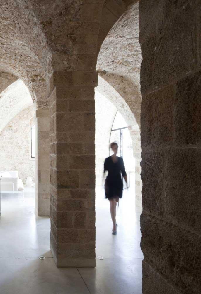 Unique and Classic Hallway