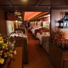 Best Luxury Train: Maharajas Express