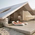 Beautiful Design Villa in Desert Ideas