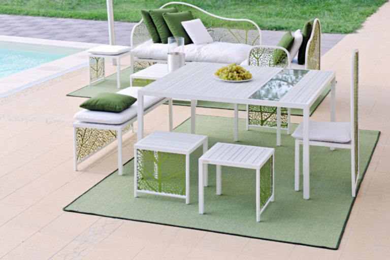 Beautiful Garden Furnitre Collection 2012