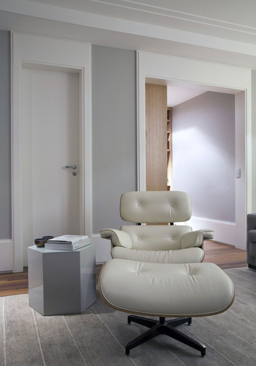 Comfort White Lounge Chair Ideas