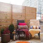 Cozy Balcony Apartment with City Vew