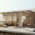 Home Lobby Luxury Desert Residence Ideas