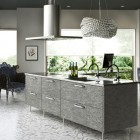 Japanese Grey Luxury Kitchens Inspirations